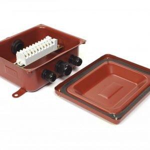 Клеммные коробки КС-10 и КС-20 соединительные